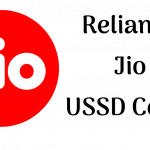 Reliance Jio USSD Codes (Verified)Feb 2020