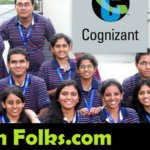 Cognizant job openings for freshers