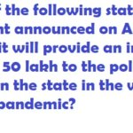 Covid-19 Latest Current Affairs Questions