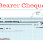 TYPES OF CHEQUES : Bank exam questions