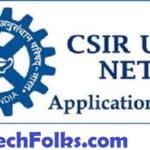 CSIR UGC NET June Recruitment 2020 – Apply Online