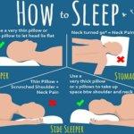 15 How to sleep healthy (Working Tips)