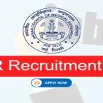ICMR Recruitment 2020 – Apply Online
