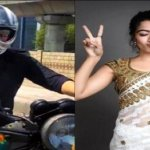 His secret crush on Rashmika Mandanna