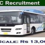 RTC Recruitment 2020
