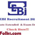 SEBI Recruitment 2020 – Apply Online