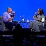 Dwayne Johnson And Oprah Winfrey's Hilarious Videos Will Make Your Day