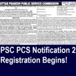 UPPSC PCS/ACF-RFO 2020